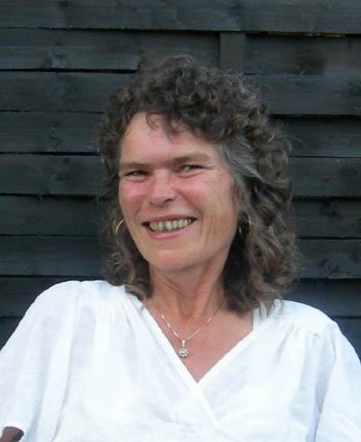 Louise Kirsebom - håndlæser